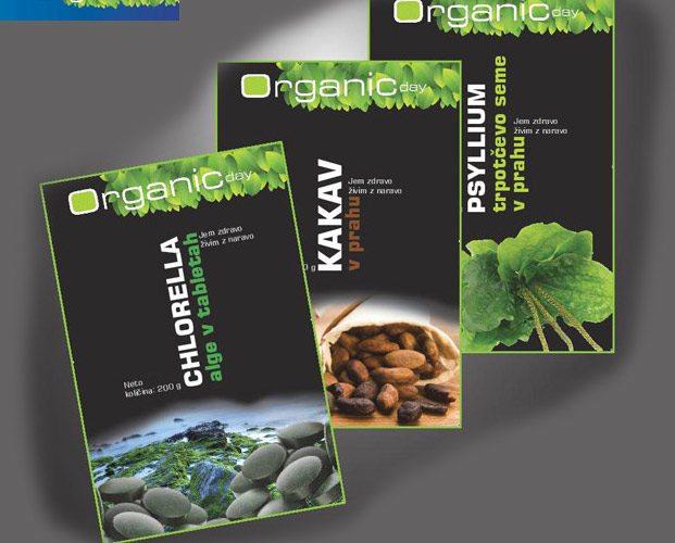 Organic day žita in stročnice