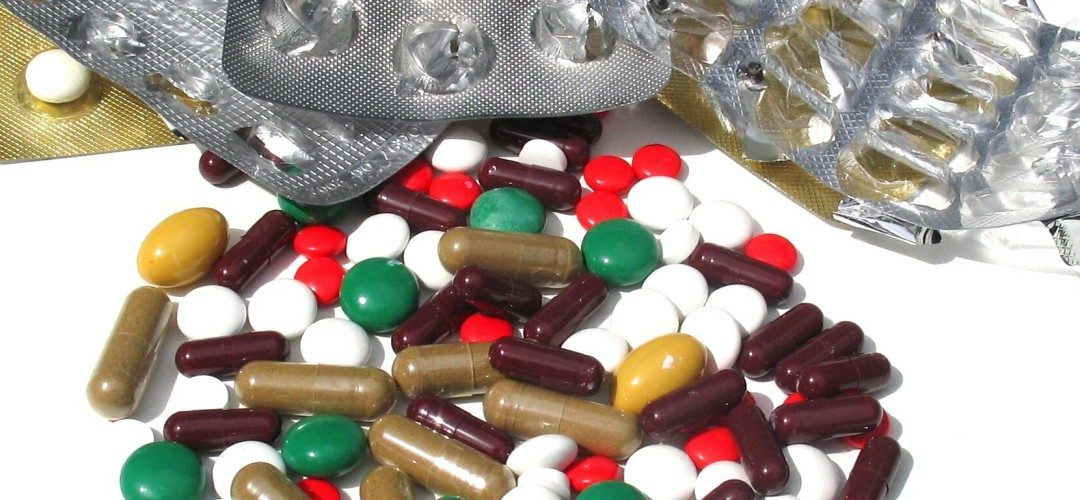 Pregled uporabe zdravil