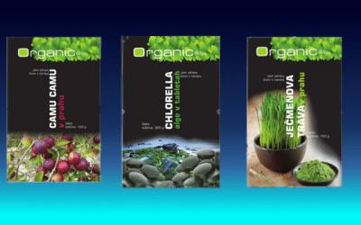 Organic day prehranska dopolnila