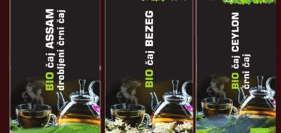 Organic day čaji