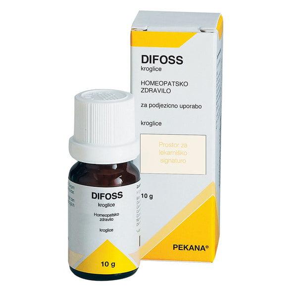 Pekana Difoss kroglice 10 g