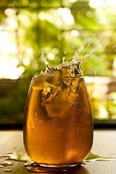 Ledeni čaj z rooibosom