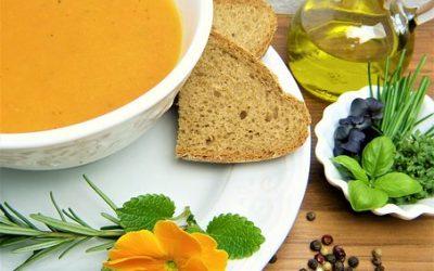 Korenčkova kremna juha