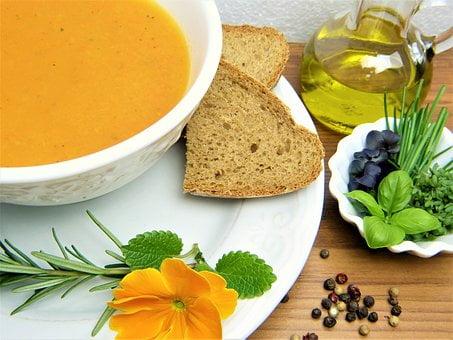 Kuhajmo BIO: Korenčkova kremna juha