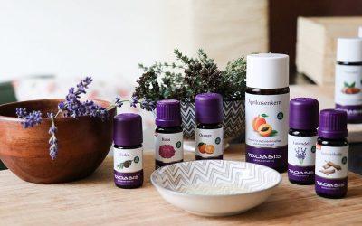Sproščujoča aroma masaža