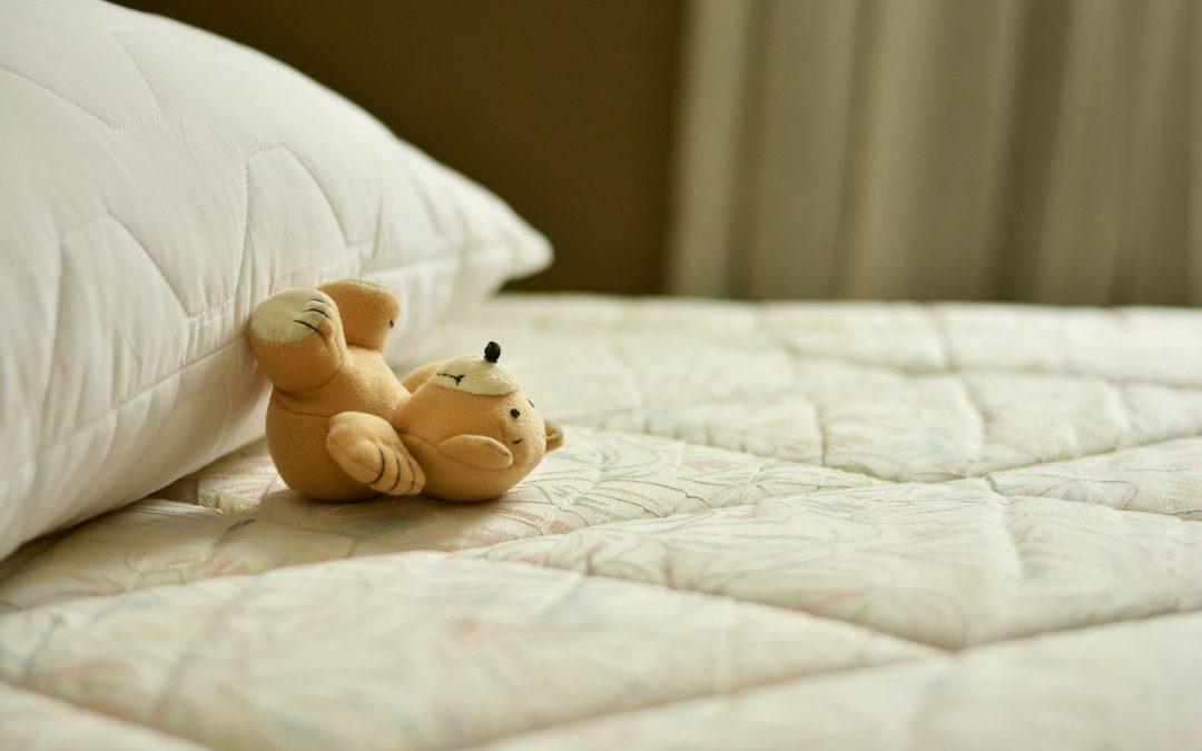 Navodila za higieno spanja