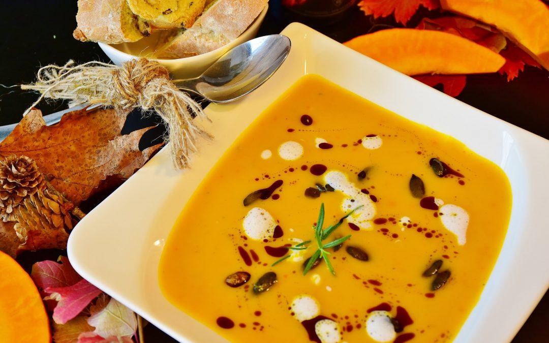 Kuhajmo BIO: Bučna juha