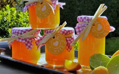 Kuhajmo BIO: Bučna marmelada s pomarančo