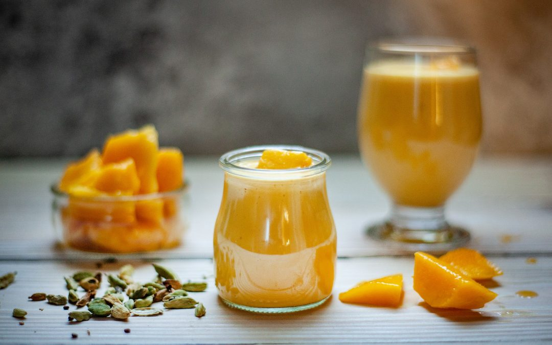 Kuhajmo BIO: Sadni smuti z mangom