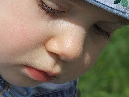Nasveti očka dermatologa za nego otroške kože